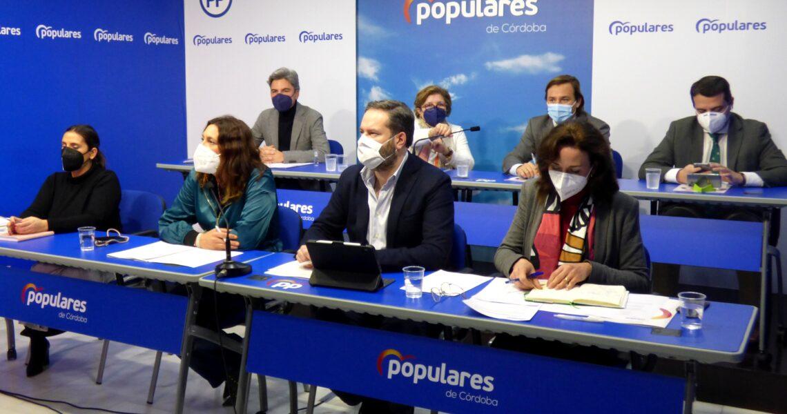 El Partido Popular de Córdoba convoca su XVI Congreso Provincial