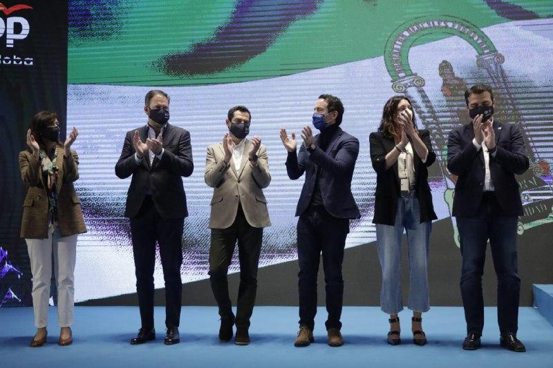 Adolfo Molina reelegido presidente del PP de Cordoba con el 99´1% de los votos